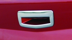 Накладка на ручку багажника (SEDAN, нерж) - Renault Megane II (2004-2010)