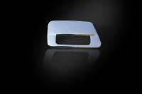 Накладка на ручку двери багажника (нерж) - Toyota LС 120 Prado